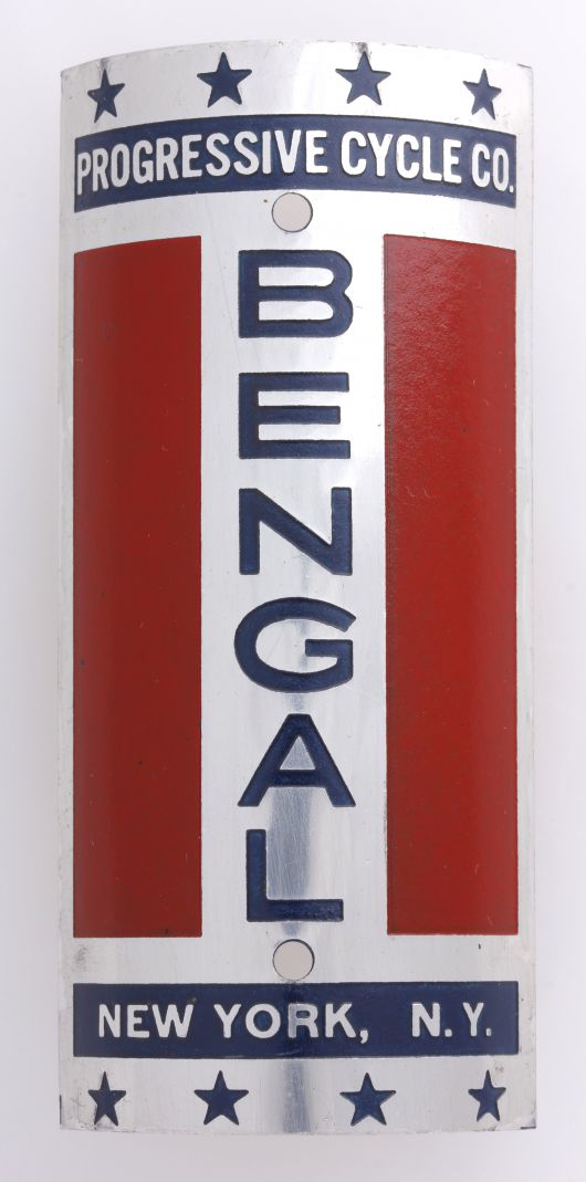 bengal headbadge 1