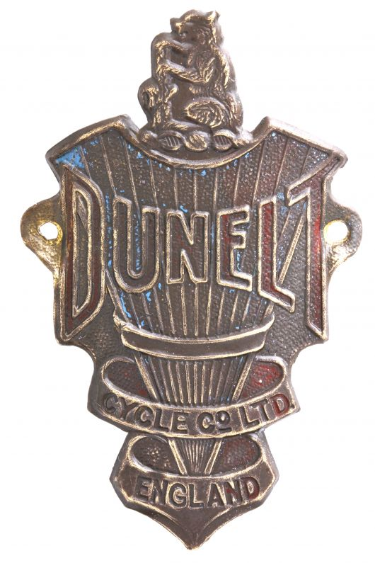 dunelt headbadge 1