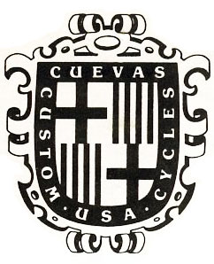 cuevas shield logo