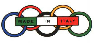 made in italy olympic decal