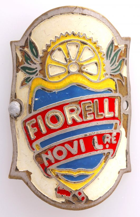 fiorelli headbadge 1