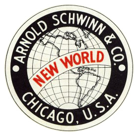 schwinn new world logo 1