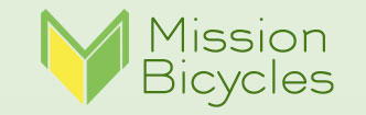 mission bicycles logo
