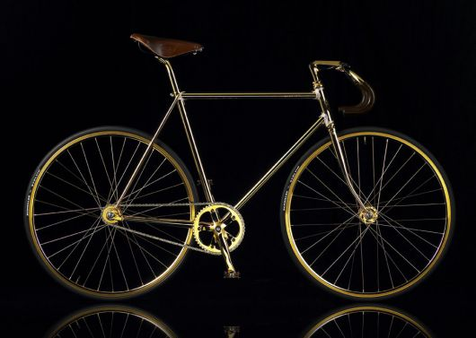 aurumania crystal bike 1s
