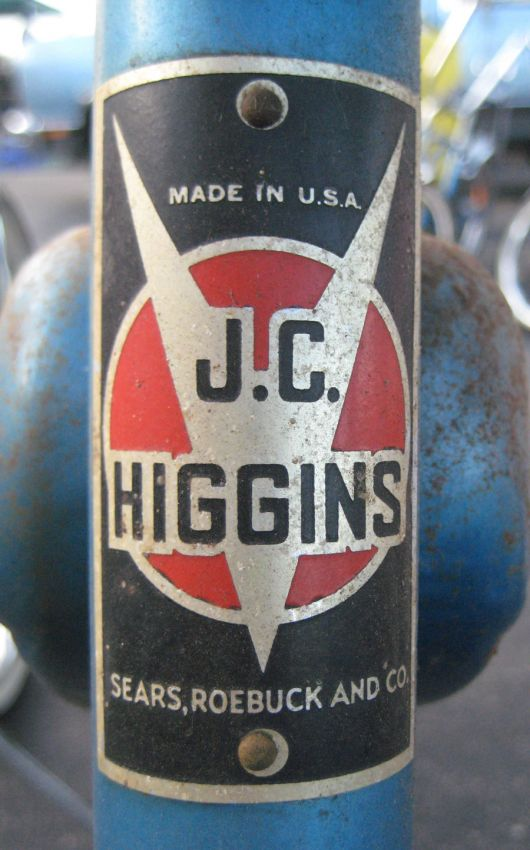 jc higgins sears crest 1