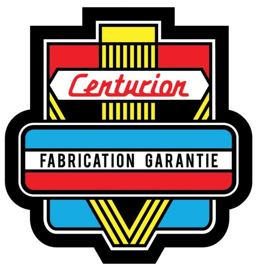 centurion fork decal