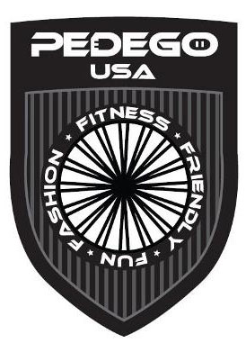 pedego shield logo