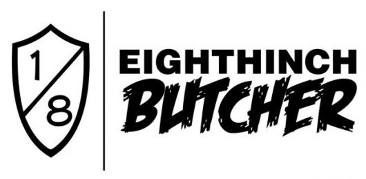 eighthinch butcher logo