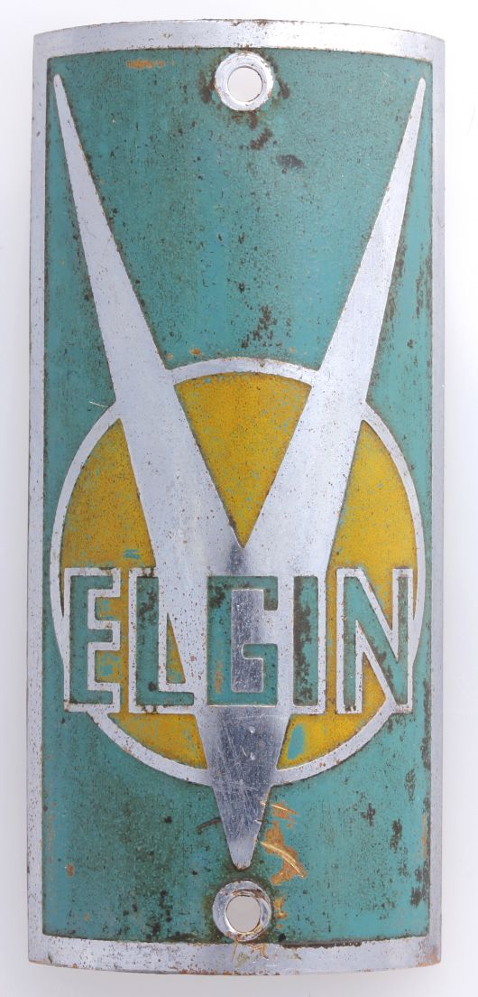 elgin v headbadge 1