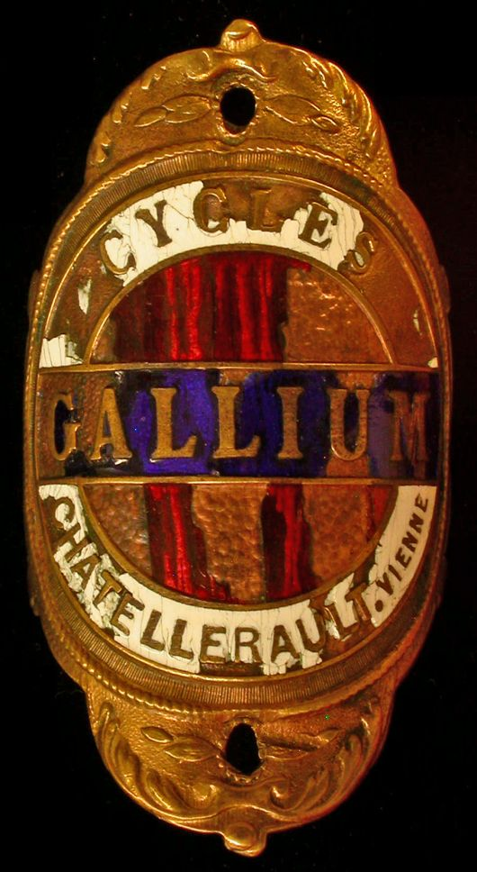 gallium headbadge 1