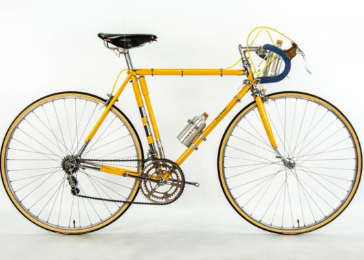 gino bartali classic steel bicycle 1