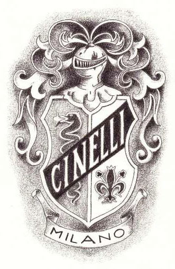 cinelli logo drawing