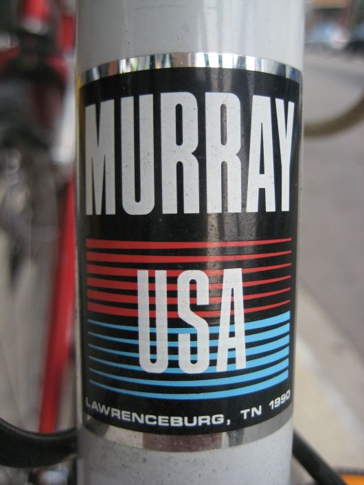 murray usa crest