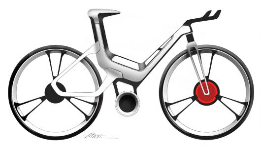ford e bike sketch 11