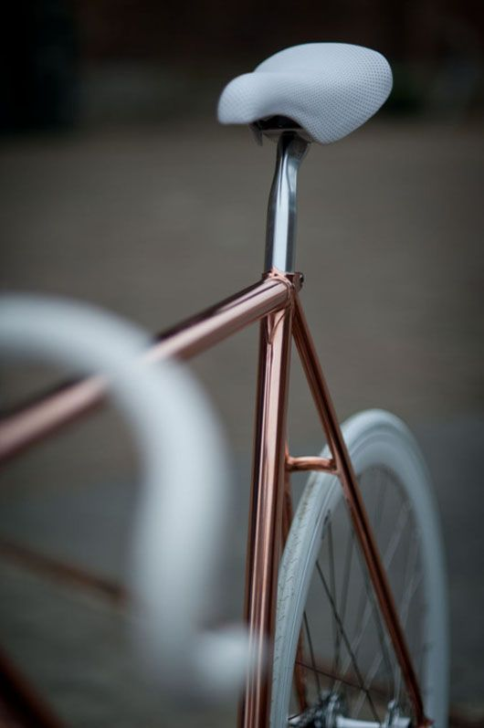 olsthoorn cycles copper 2