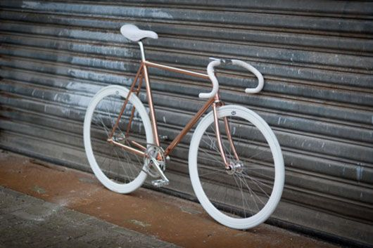 olsthoorn cycles copper 5
